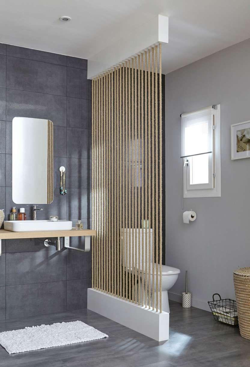 Des toilettes pour s\'inspirer | Séparation, Cloisons et Cordes