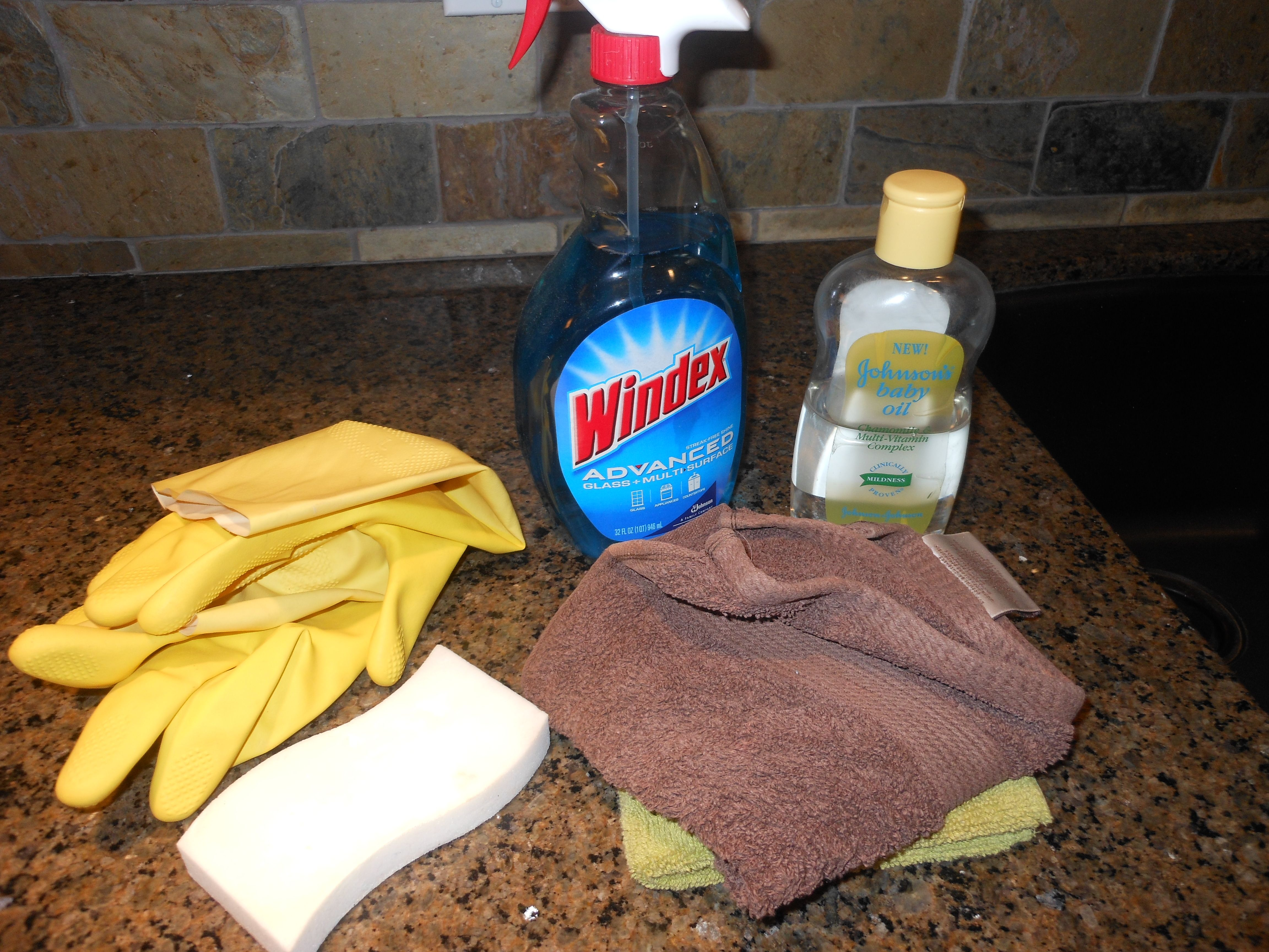 Merveilleux How To Clean A Granite Composite Sink