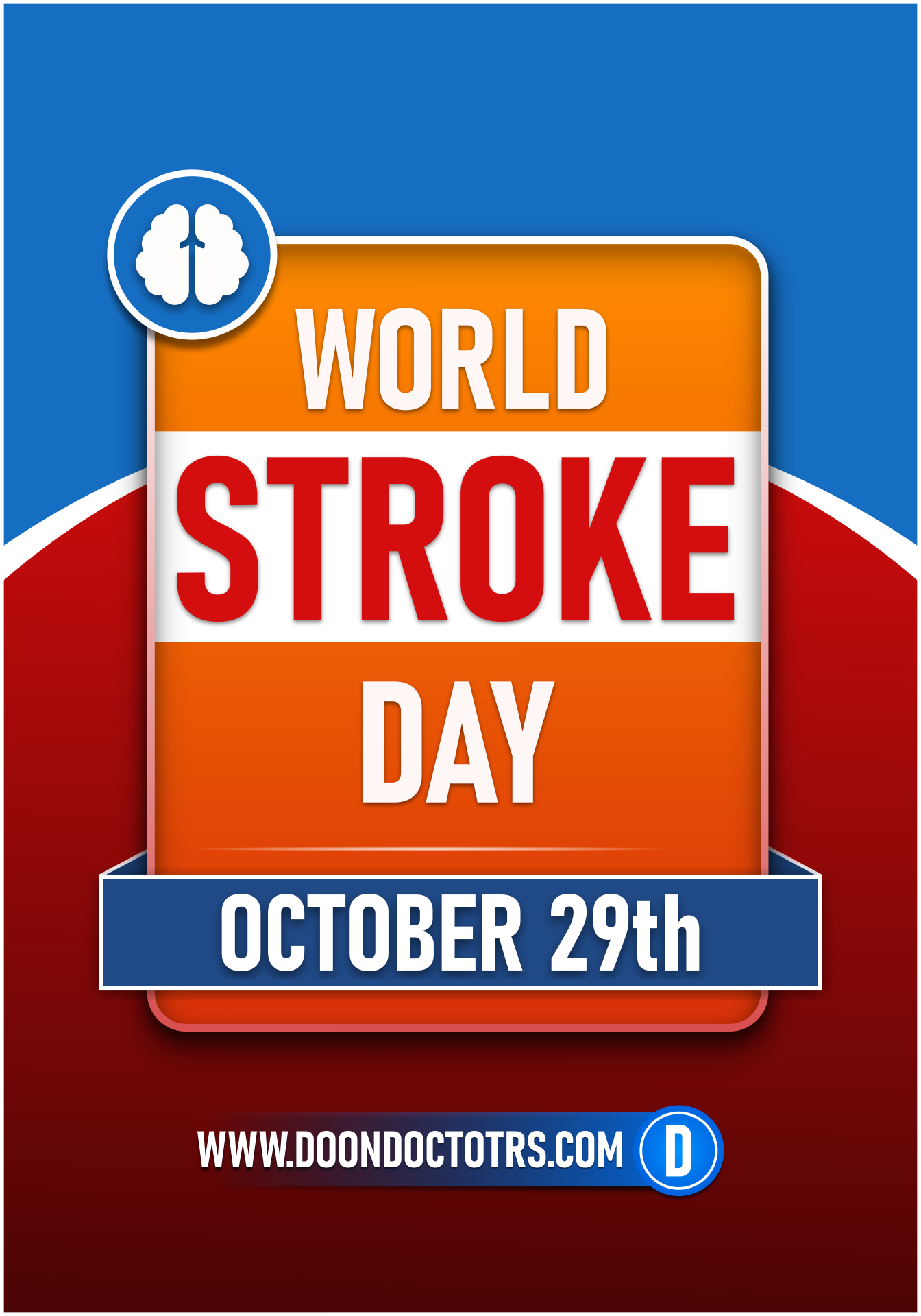 World Stroke Day World Stroke Day Nerve Disorders Muscle Diseases