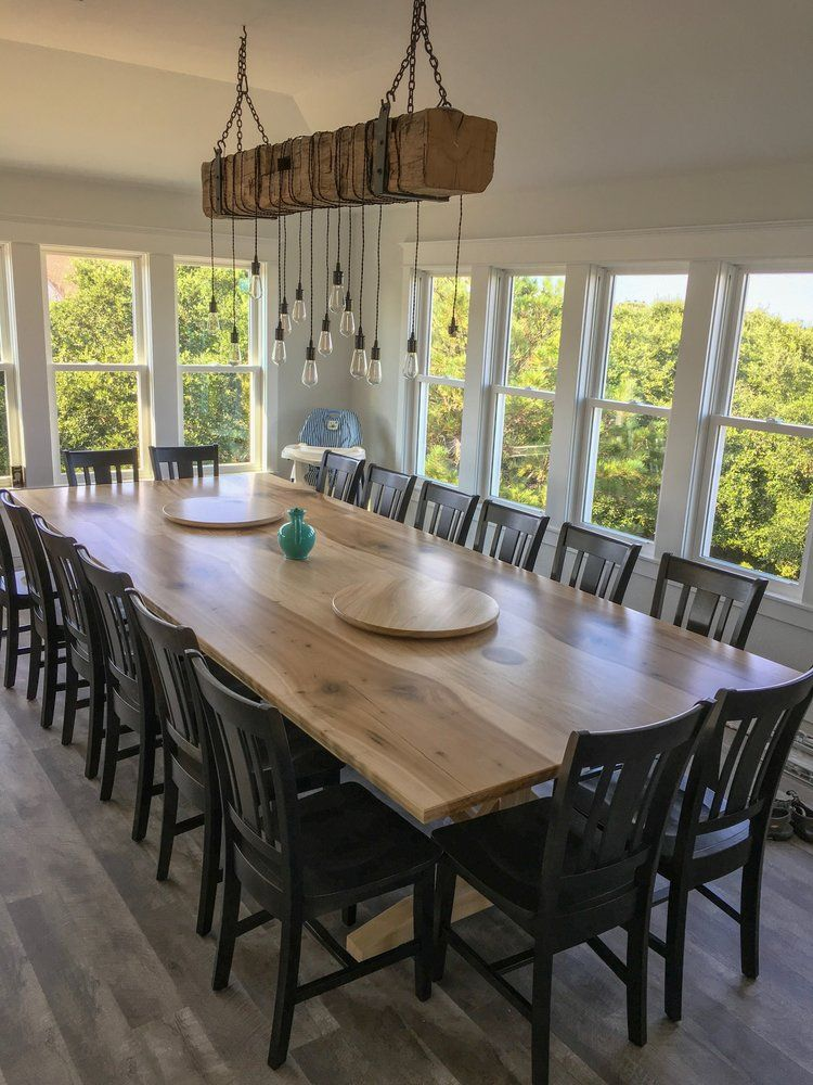 7m Woodworking Shopping Large Dining Room Farmhouse Dining