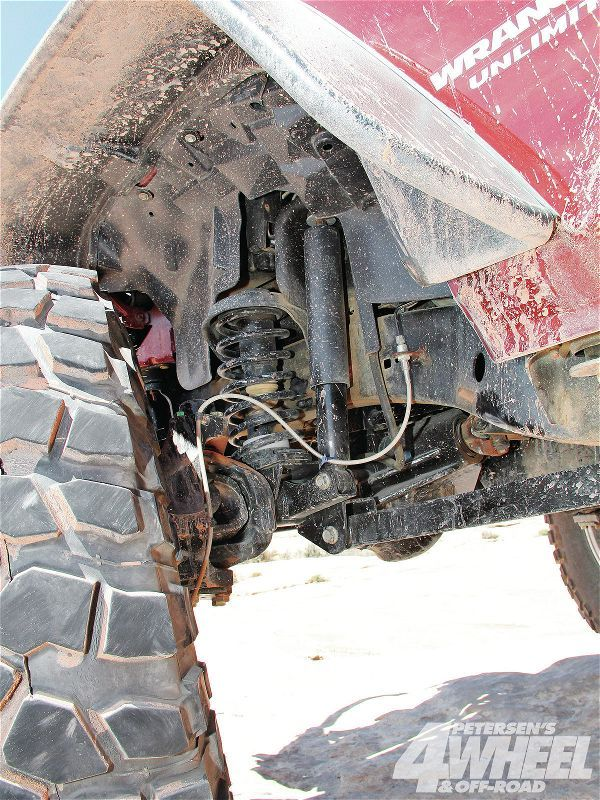 living With Portals jeep Front Suspension Photo 41965017