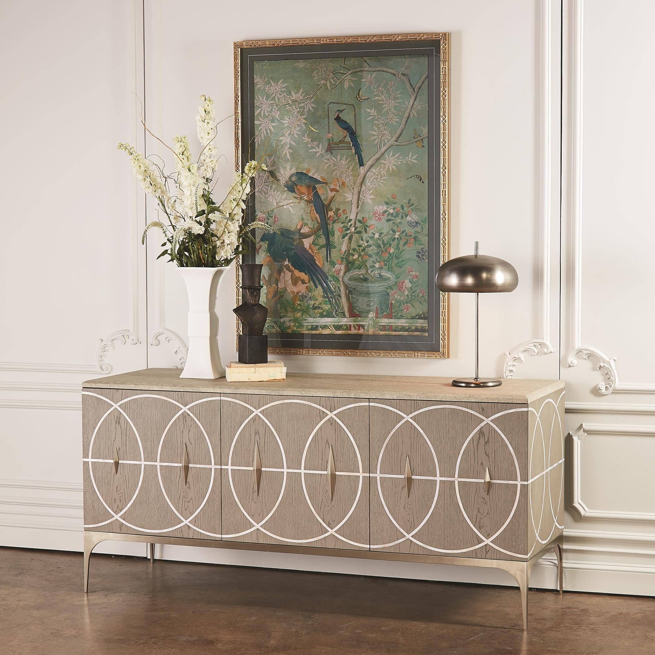 The Holborn Collection Is Inspired By A Design For An Iron Fence
