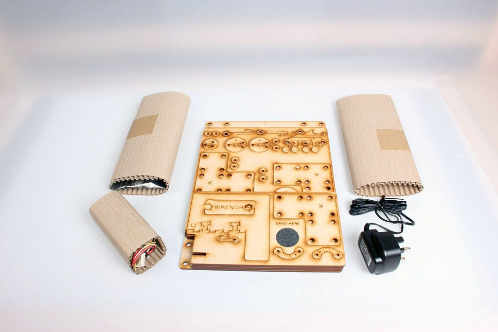 Interested in making your own drawing robot? I have designed kits that are compatible with Sandy Noble's Polargraph software – or you can write your own or...