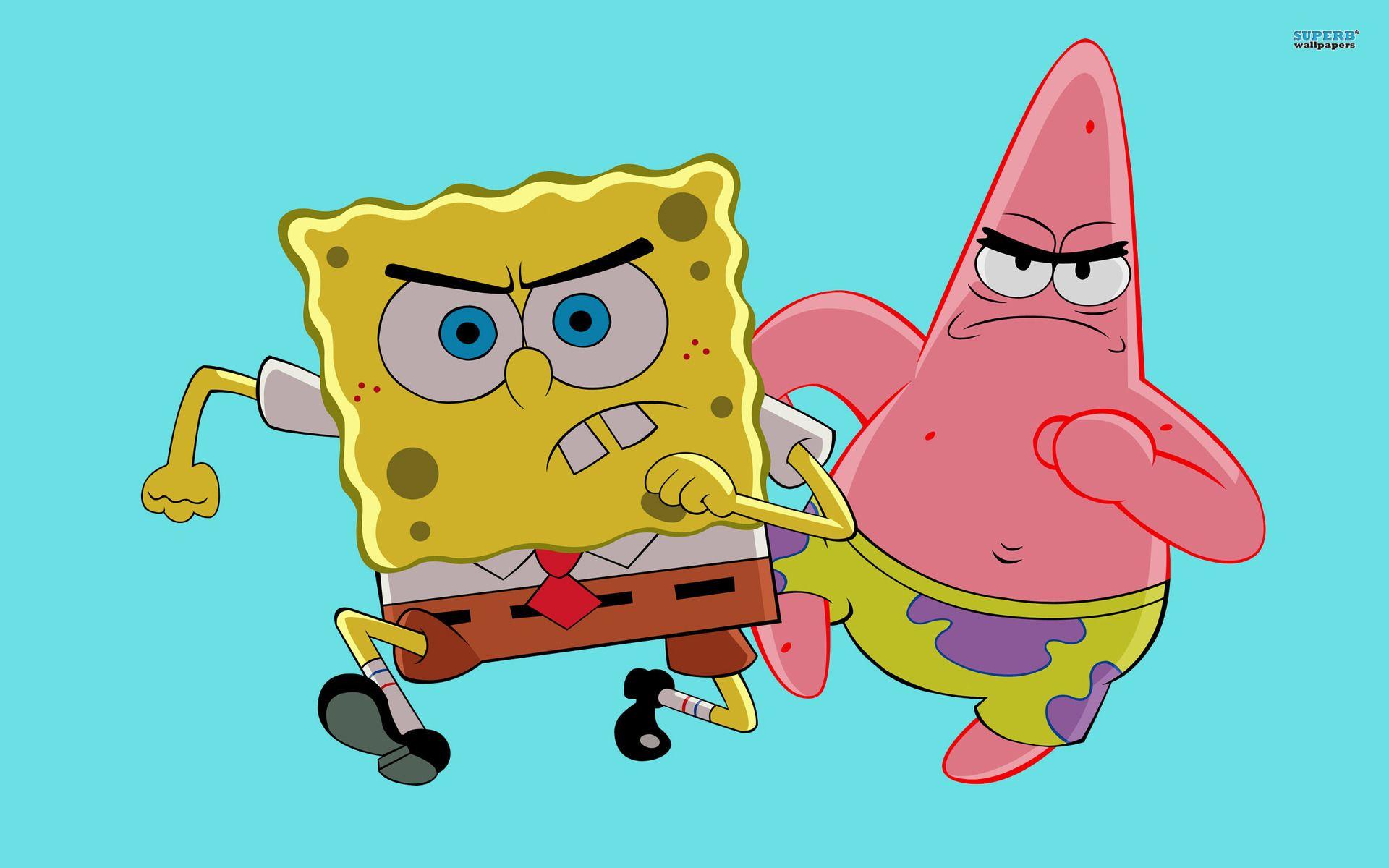 Kumpulan Gambar Spongebob Dan Bagaimana Cara Membuatnya