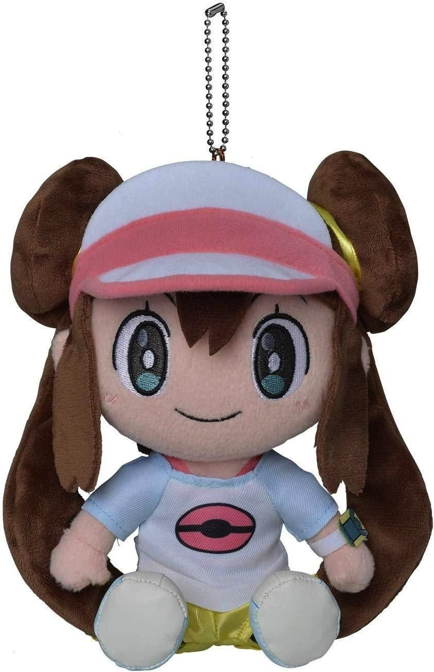 Trainer Plushies released by the Pokemon Center -Pokemon Trainer Plushies released by the Pokemon C