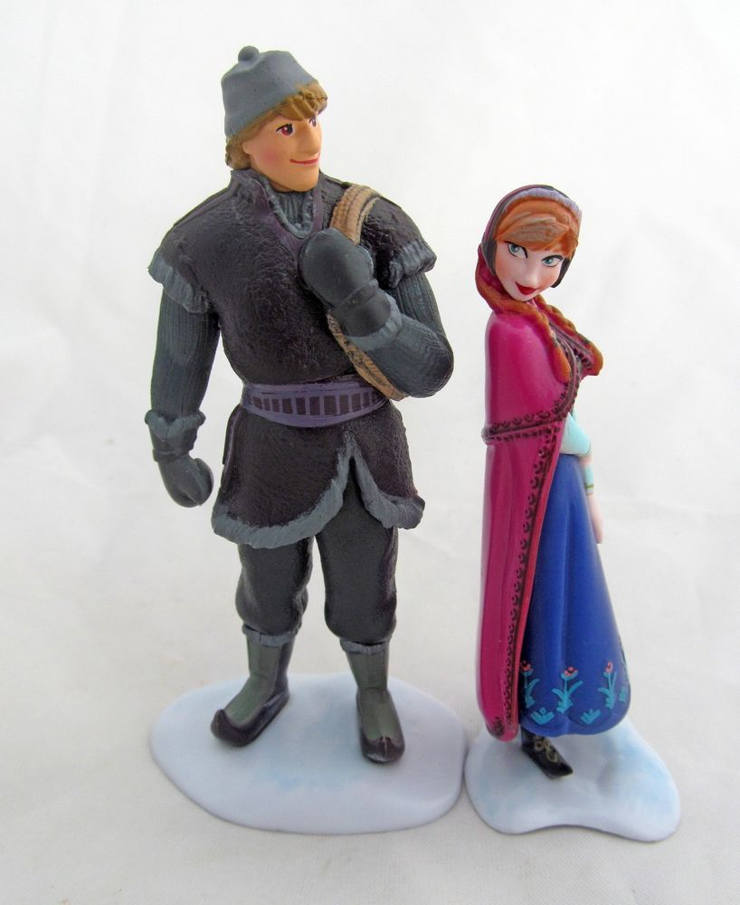 Disney kristoff anna topper with images wedding