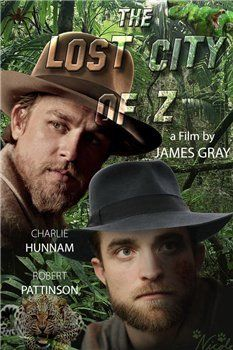 The Lost City of Z 2016 Free Movie Download Dual Audio 720p
