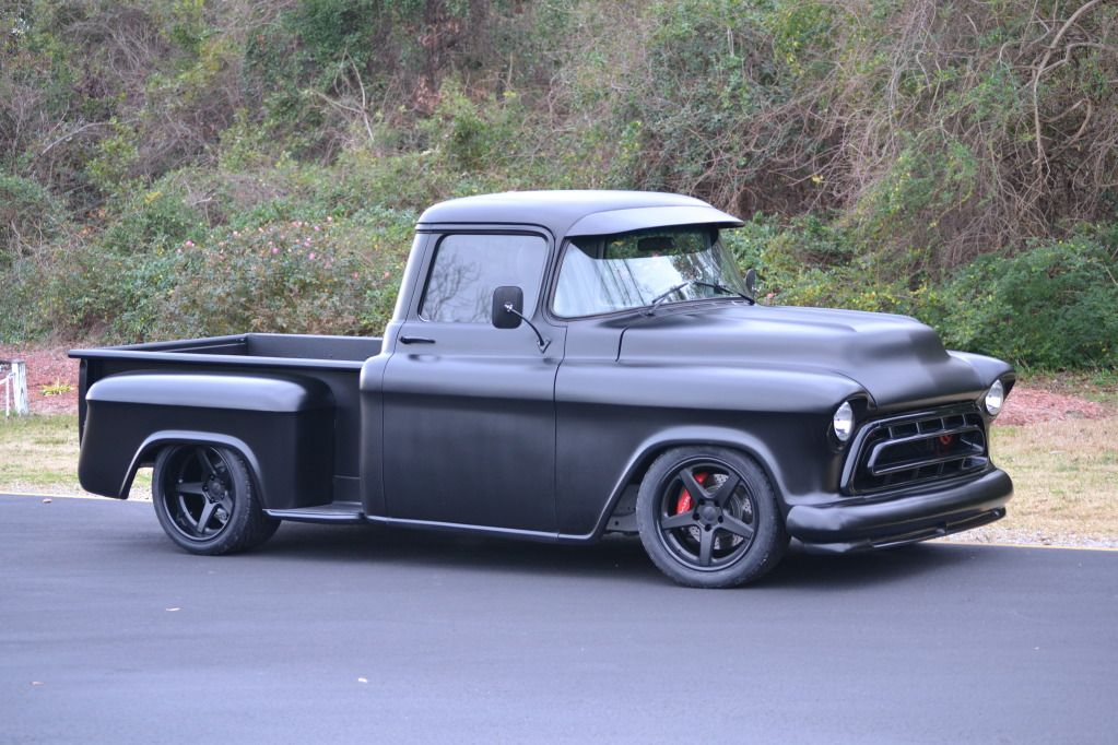 1957 chevy cool old trucks pickups pinterest chevy and 57 chevy trucks. Black Bedroom Furniture Sets. Home Design Ideas