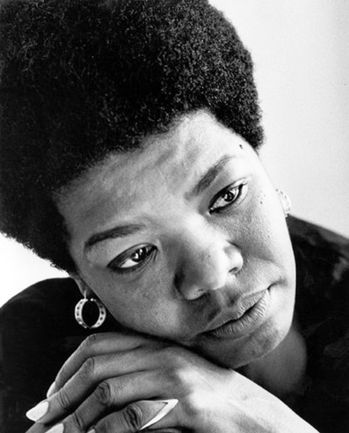 Angelou... timeless