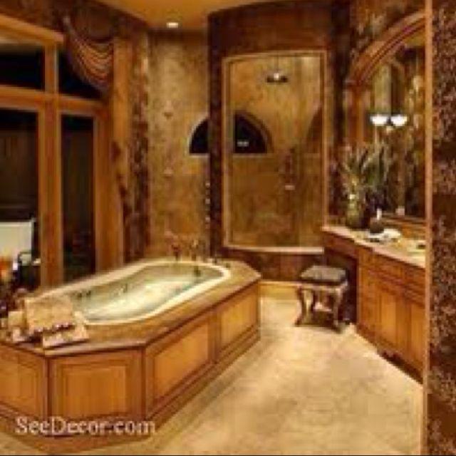 Pin de elaine santos en i love bathrooms pinterest for Cuartos de bano santos