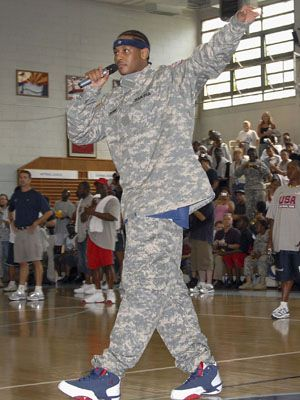 USA Basketball Hoops For Troops Program To Reach Thousands Of Military Members And Their Families In July