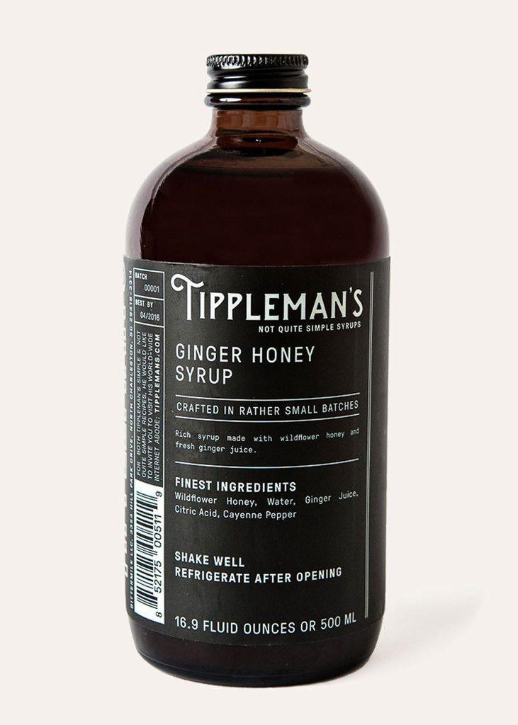 Ginger Honey Syrup Burnt Sugar Simple Syrup Honey Syrup