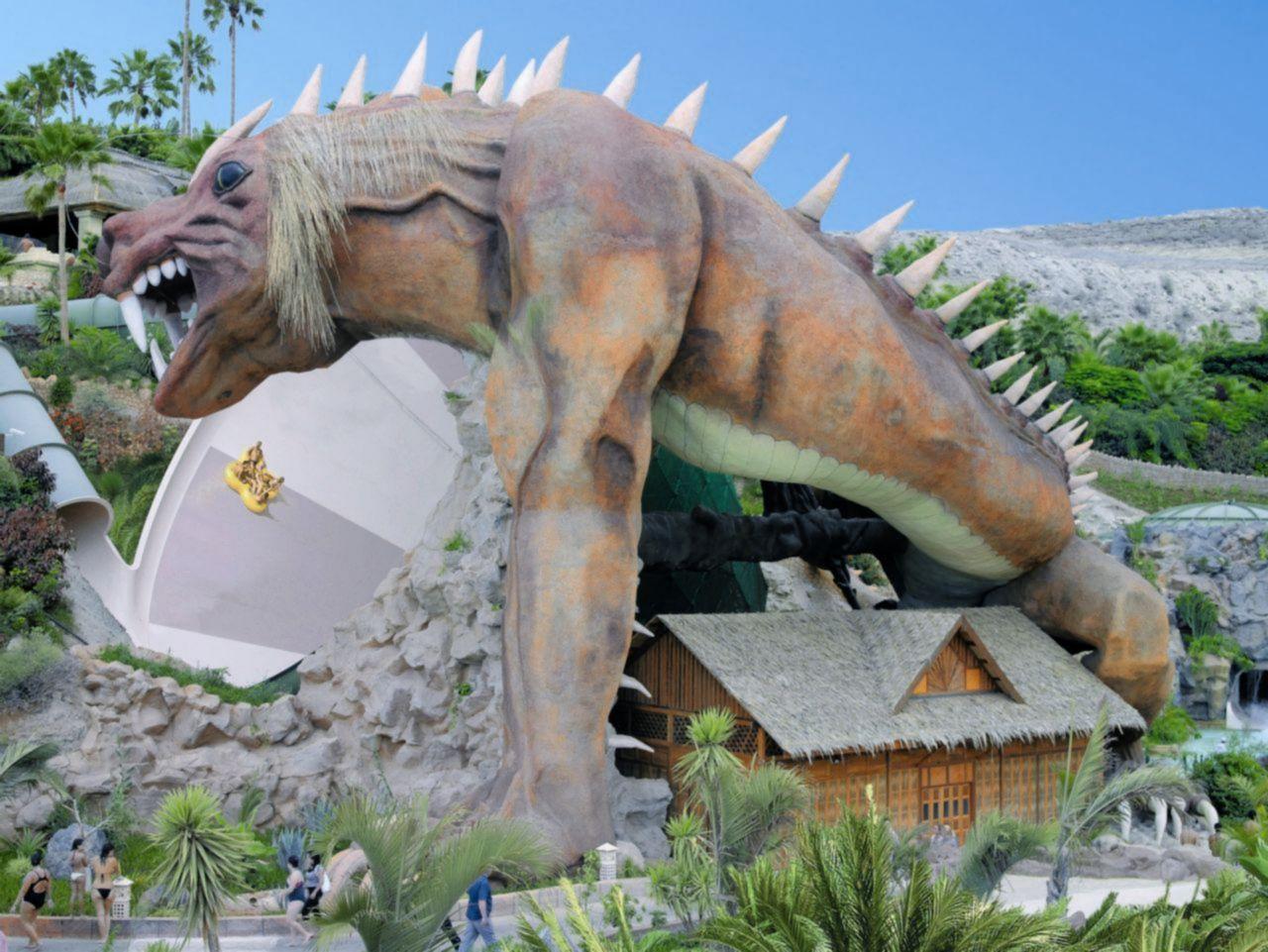 Staying In Tenerife Hotels Visit Siam Park Waterpark In Costa Adeje