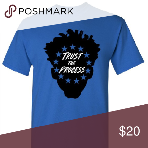 Incognito Tees Trust The Process Philly Boutique Tee Shirt Designs Tee Shirts Shirt Display