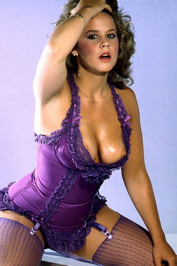 playboy nude Linda blair