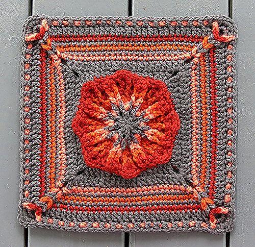 Meet Miss Ineeda Clue pattern by Donna Kay Lacey | Cuadrados, Tejido ...