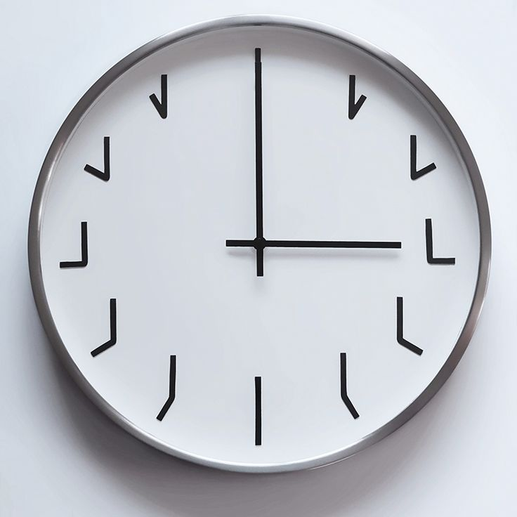 The Redundant Clock by Ji Lee