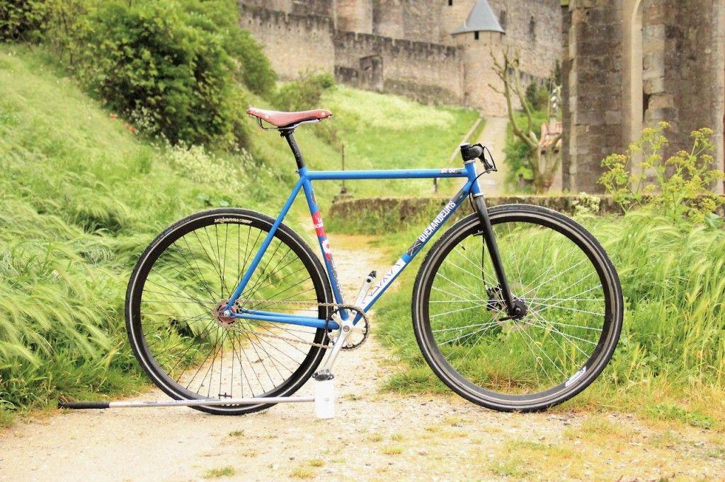 Bike Polo Victoire Cycle