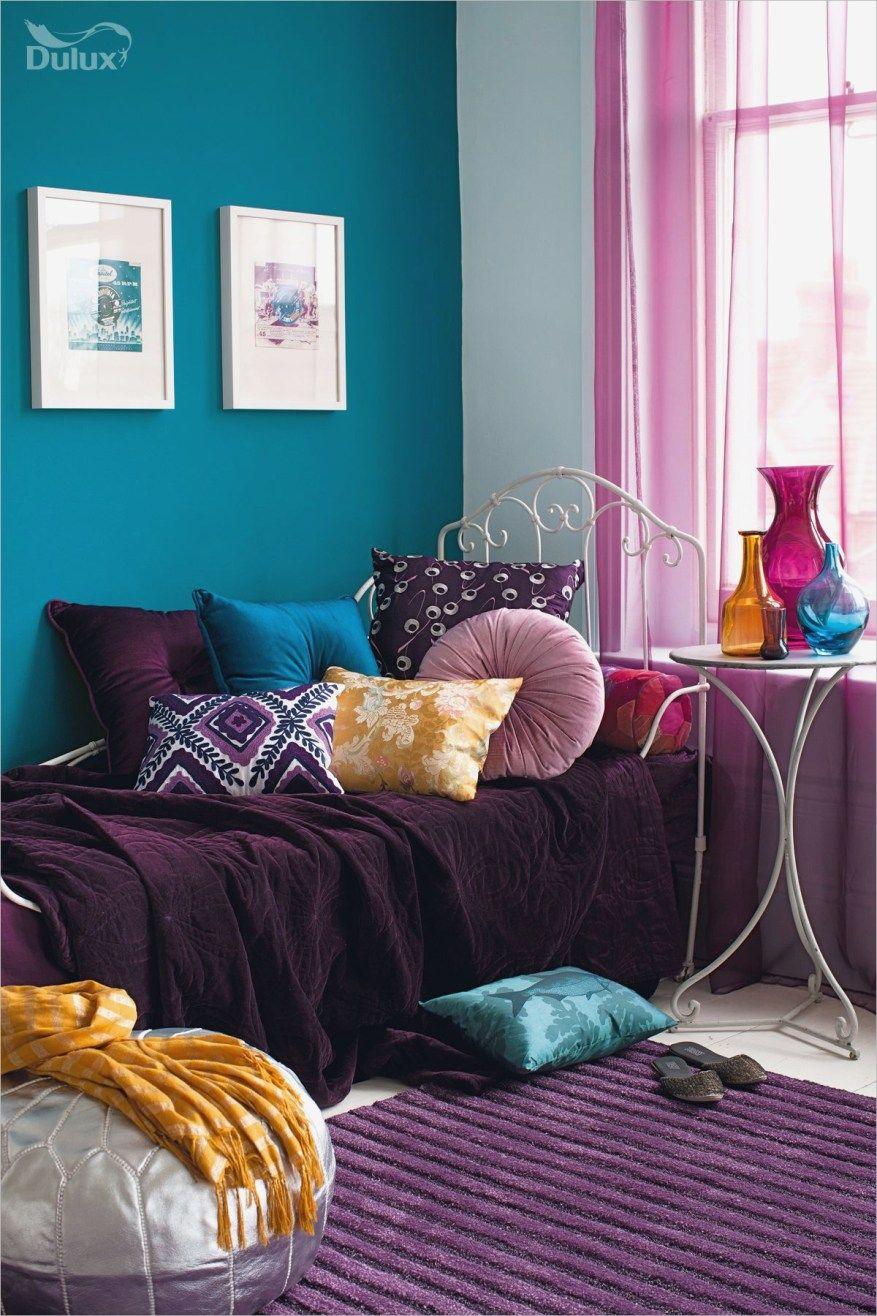 21 Turquoise Room Decoration Ideas Designs Purple Living Blue