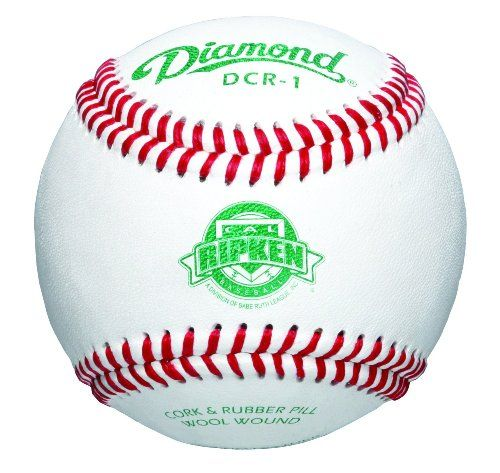 Diamond Sports offer the best  Diamond Cal Ripken Competition Grade Baseball, Dozen. This awesome product currently in stocks, you can get this Sports now for $48.99 $48.99. New        Buy NOW from Amazon »                                         : http://itoii.com/B0026LJQAQ.html