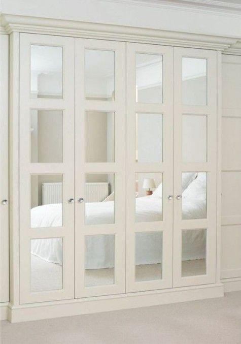 24 Ikea Pax Wardrobe S, Ikea Pax Double Wardrobe With Mirror Doors