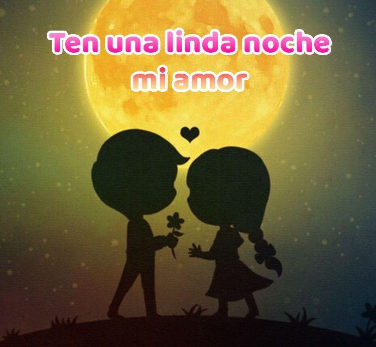 Imágenes Y Frases De Buenas Noches Amor Cortas Y Bonitas Amor Amor Quotes Good Night Quotes