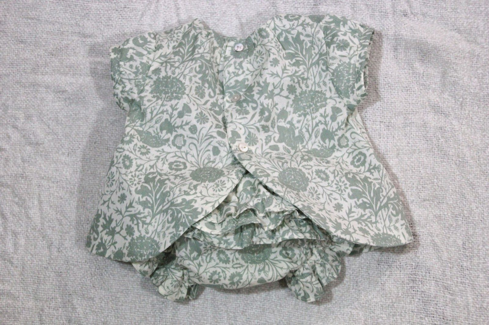 DIY Cómo hacer vestido y cubre pañal para bebé (patrones o moldes ...