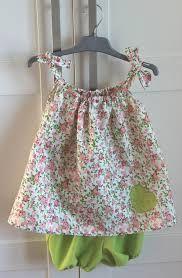 """Résultat de recherche d'images pour """"modele robe 18 mois"""""""