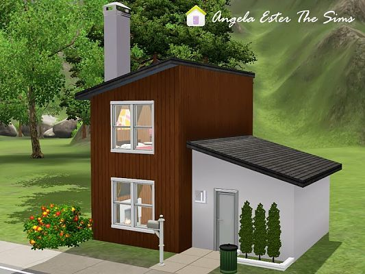 5b1dca4d9c53159cc373e5de2e8f0009 - View Starter Sims 4 Small House Ideas Pics