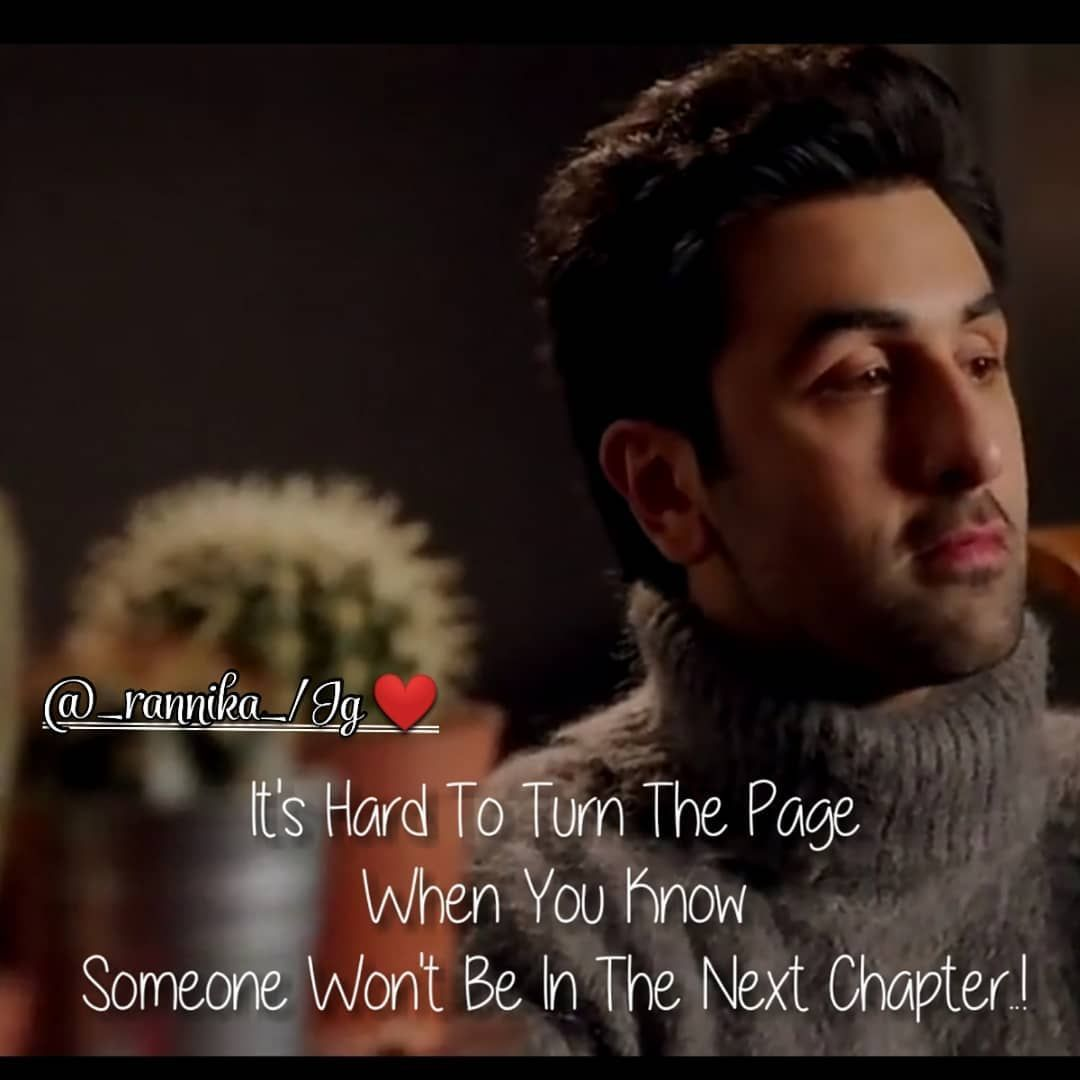 Beautiful celebrities #tamasha #movie #quotes #ranbir # ...