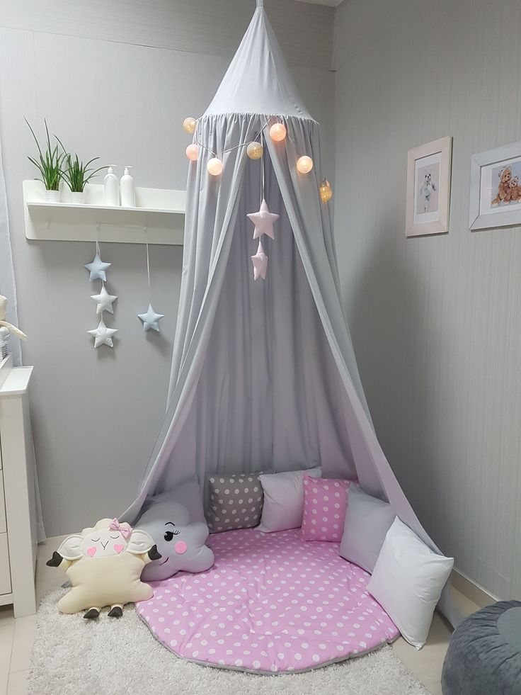 Photo of Babymajawelt® play tent for girls. From the cot – fashion jewelry trends