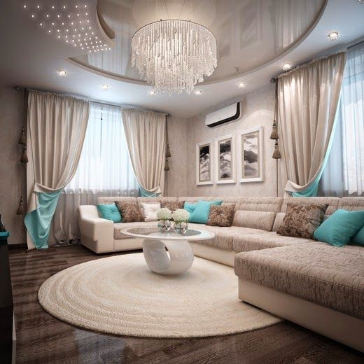 Multifunctional Living Room Design