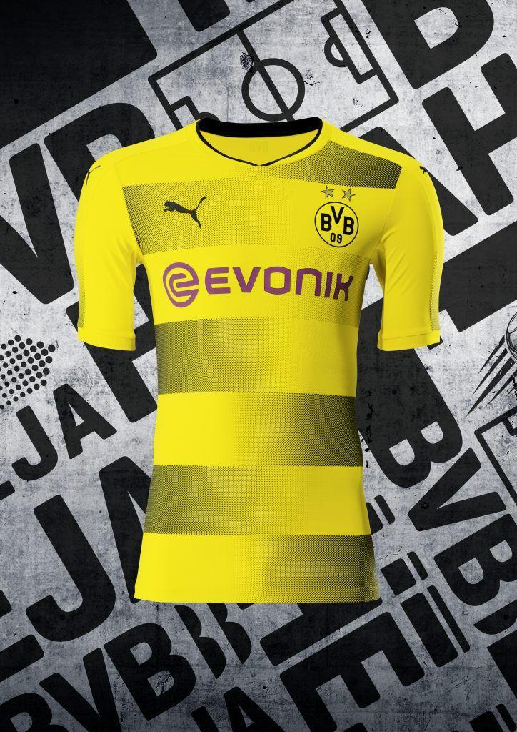 Maillot THIRD Borussia Dortmund ÉQUIPE