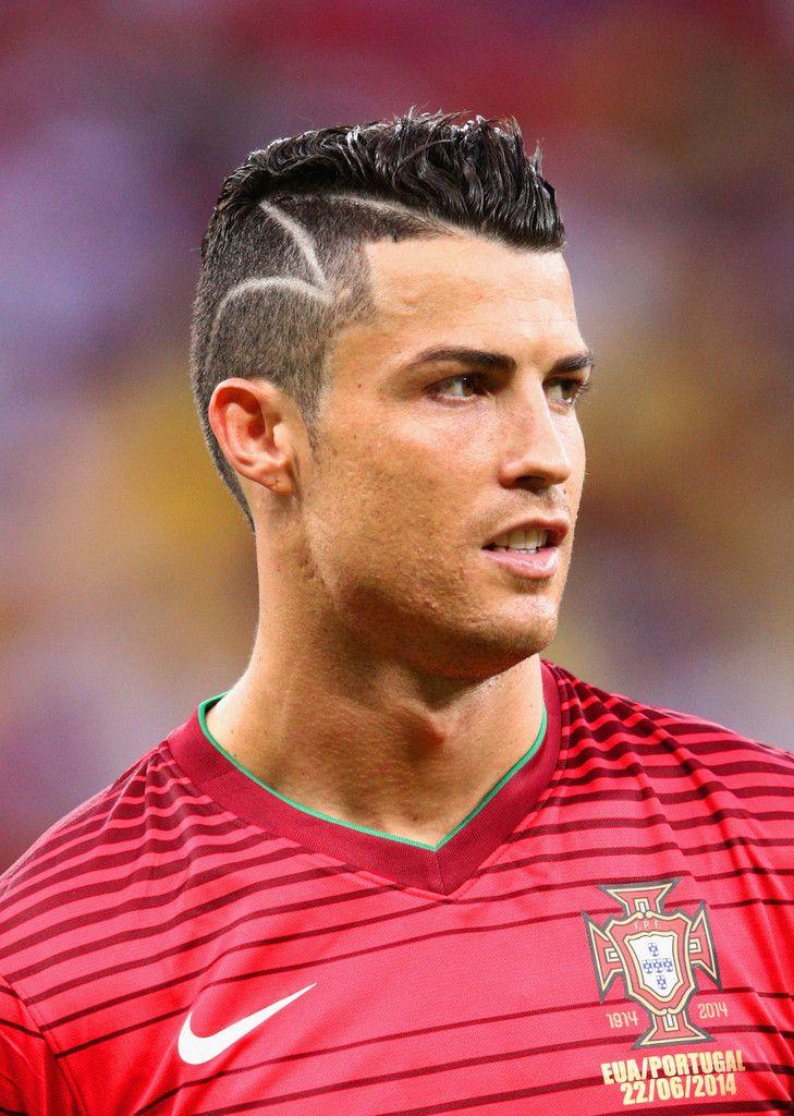 Cristiano Ronaldo Photos Photos Usa V Portugal Group G 2014 Fifa World Cup Brazil Cristiano Ronaldo Hairstyle Ronaldo Haircut Cristiano Ronaldo 2014