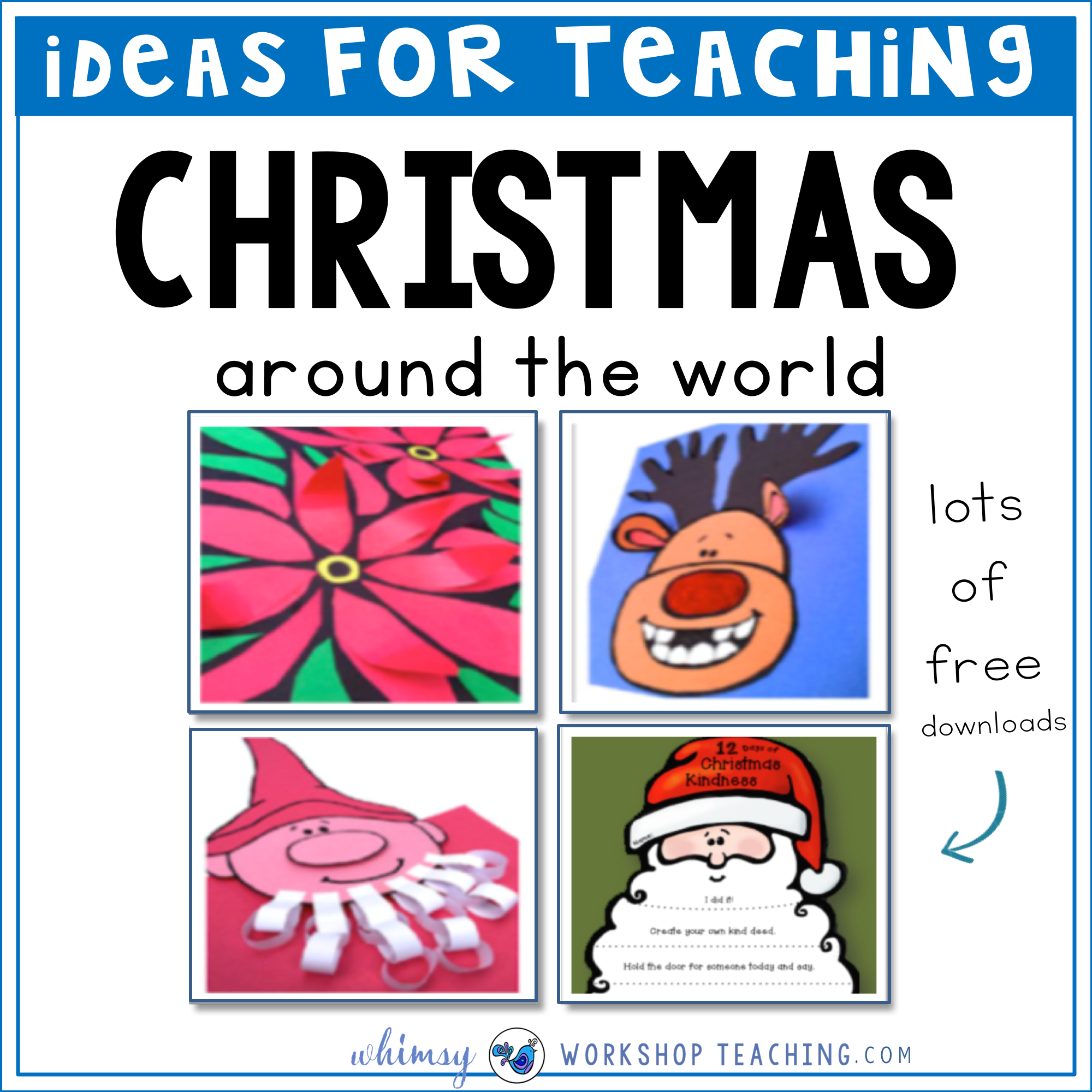Christmas Kindness Around The World