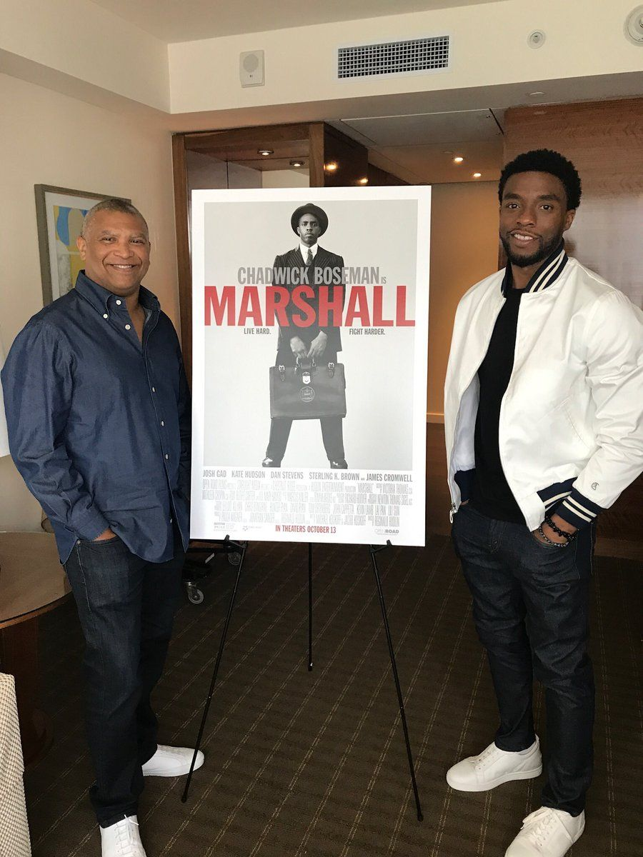Movie Marshall As in Thurgood SCOTUS Justice
