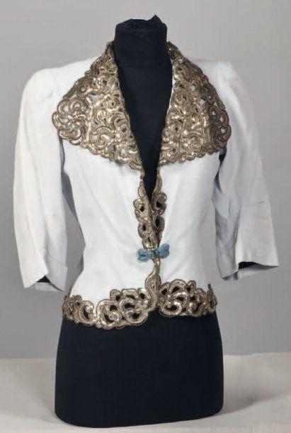 Cornette De Saint Cyr Idees De Mode Style Des Annees 1930 Mode Annee 30