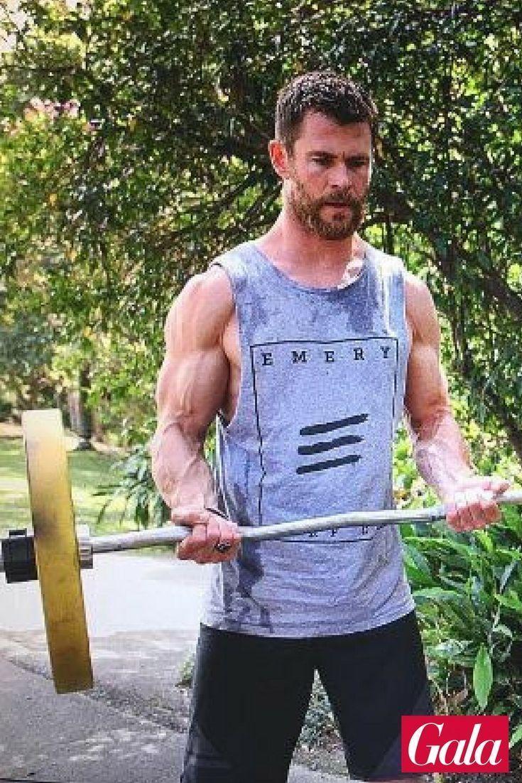 #Chris #fitness #fitnessstudio #Gym #hat #Hemsworth #langhantel fitness #preisvergleich #Chris #fitn...