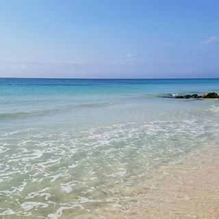 We can't help but to go for a dip. #Playacar #RivieraMaya #BeachLove