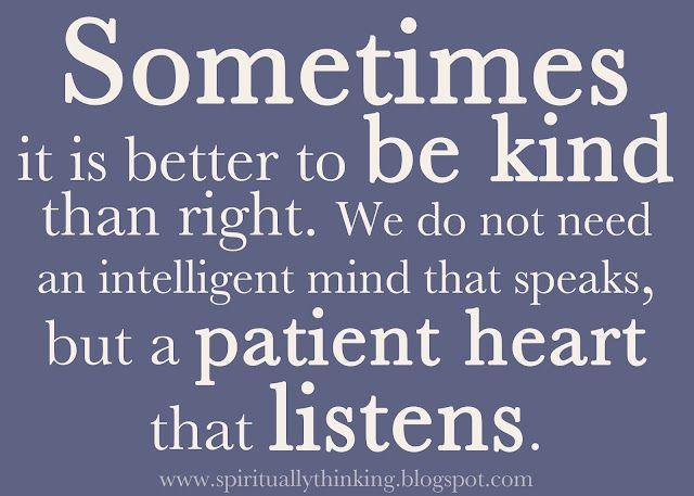 Have a patient heart <3