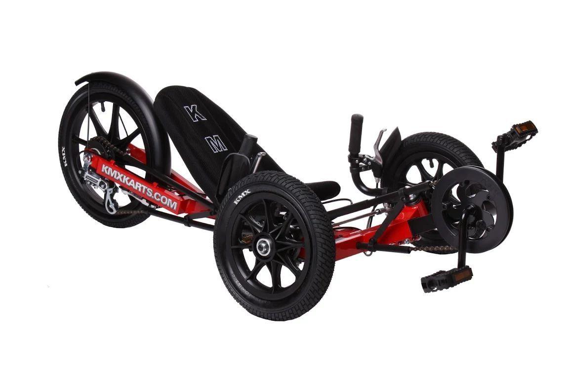 Rower Poziomy Trzykolowy Trike Trajka Kmx K 3 6564401322 Allegro Pl Wiecej Niz Aukcje