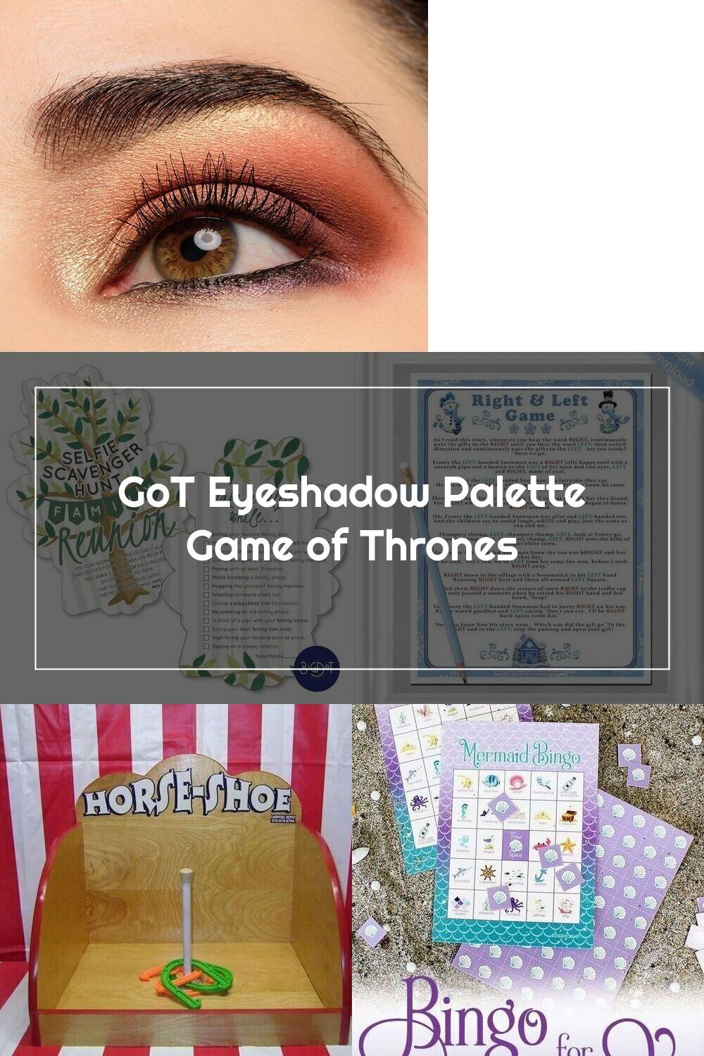 Urban Decay x Game of Thrones Eyeshadow Palette Review