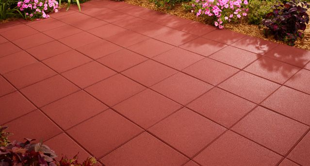 Delightful Anchor Block Products | Square | Patio Stones