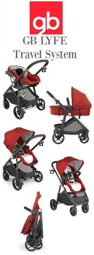 GB Lyfe Travel System Review, GB Lyfe Stroller and GB Asana 35 ...