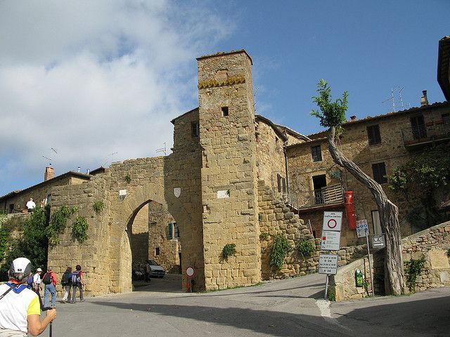 Monticchiello, Tuscany