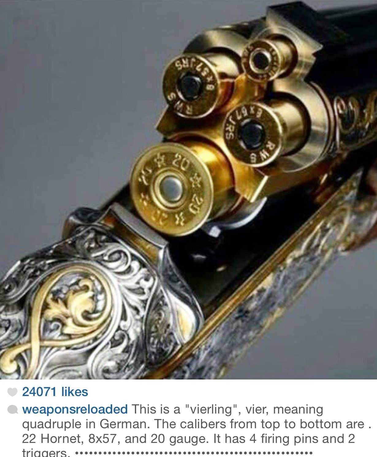 Wouldn't I love to have this! | Guns & Ammo | Weapons guns