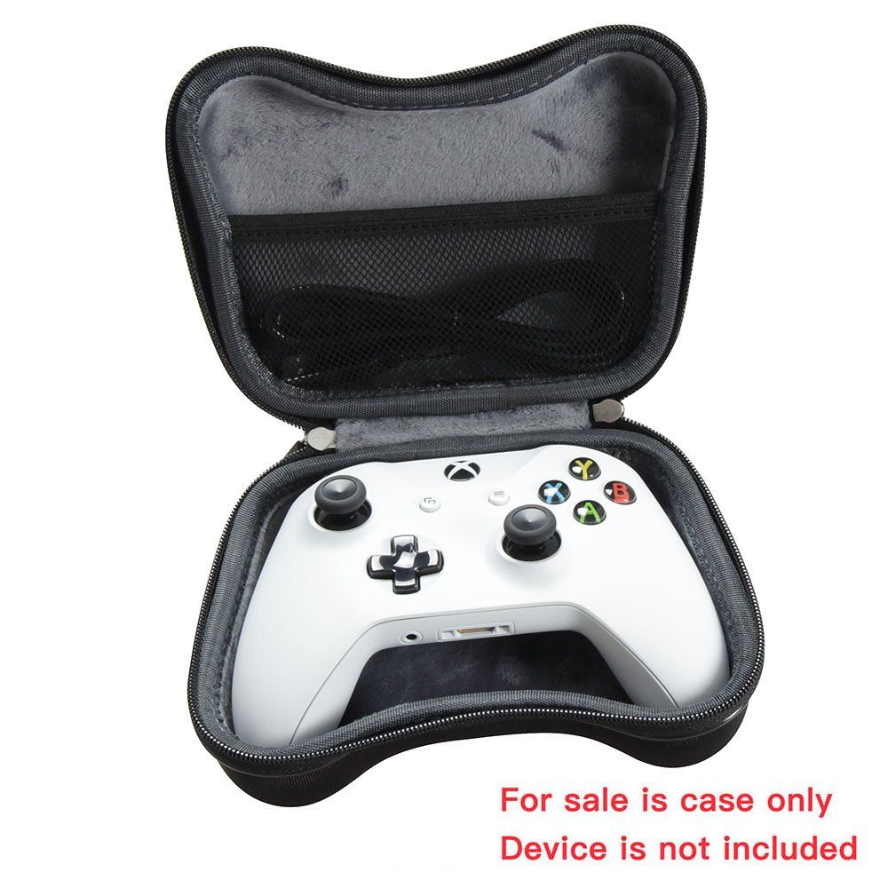 For Microsoft Xbox One Xbox One S Wireless Controller Travel Eva Protective Case Carrying Pouch Cover Bag Compact Siz Xbox One S Wireless Controller Xbox One