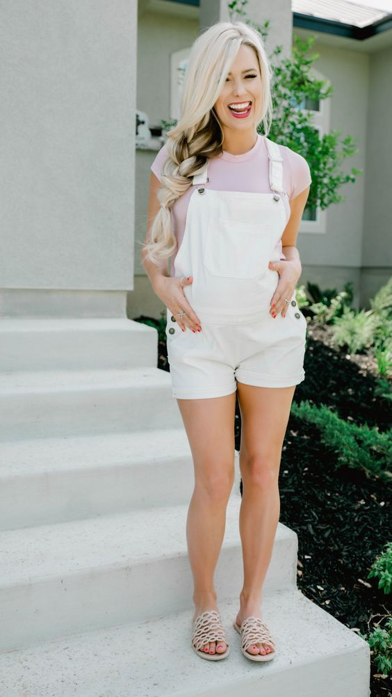 Maternity Shorts Overalls – Bumperalls from