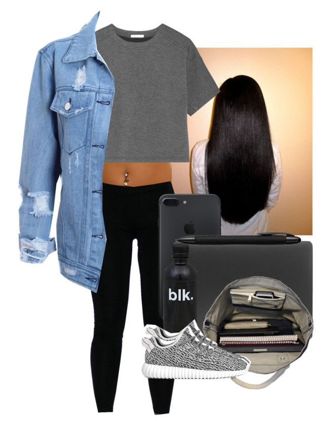 """School"" by babygirlkiki on Polyvore featuring T By Alexander Wang, Incase, Porsche Design, Esperos and adidas"