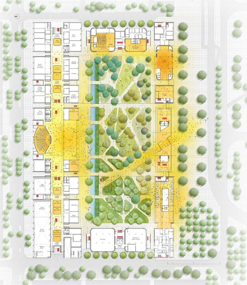 ENS cachan parissaclay selects renzo piano for campus